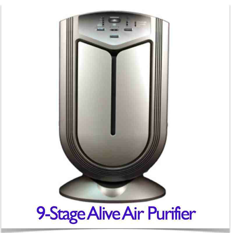 Alive Air Purifier Review